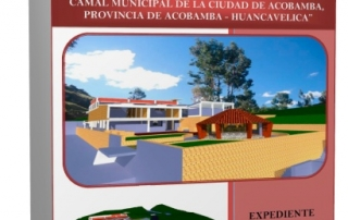 Portada Expediente Camal Acobamba