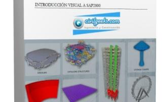 Portada introducción a SAP2000