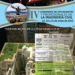 IV CONGRESO DE ESTUDIANTES Y PROFESIONALES DE INGENIERÍA CIVIL #ANEIC #UDEC #COLOMBIA #CARTAGENA