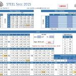 Aplicación Steel Secc 2015
