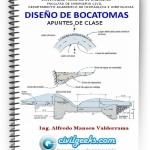 Diseño de Bocatomas [Ing. Alfredo Mansen V.]