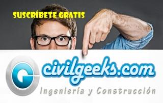 Suscríbete Gratis CivilGeeks
