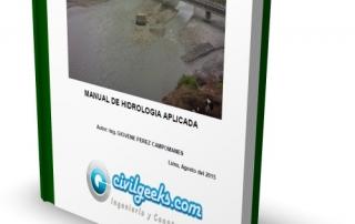Hidrología Aplicada 1