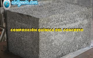 Composición Química del concreto 2