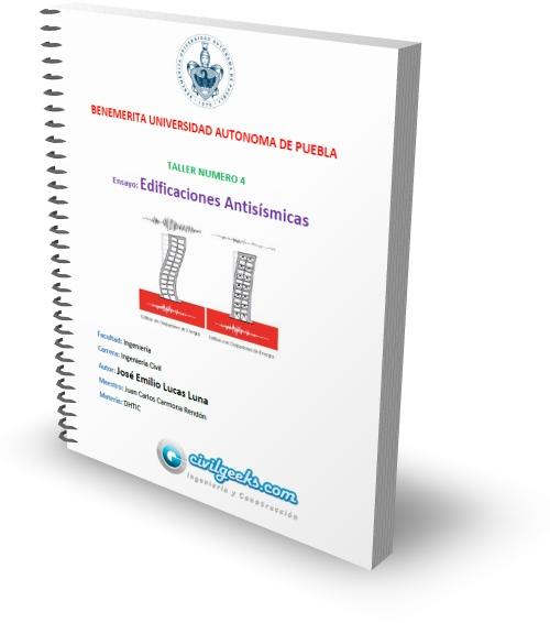 Ensayo Edificaciones Antisísmicas