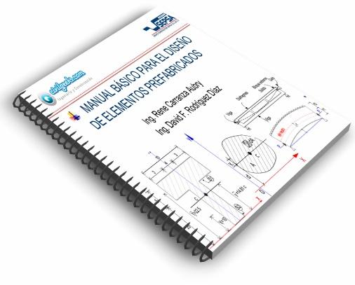 Manual básico para el diseño de Elementos Prefabricados