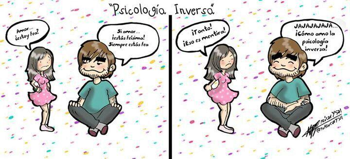 a Psicología Inversa