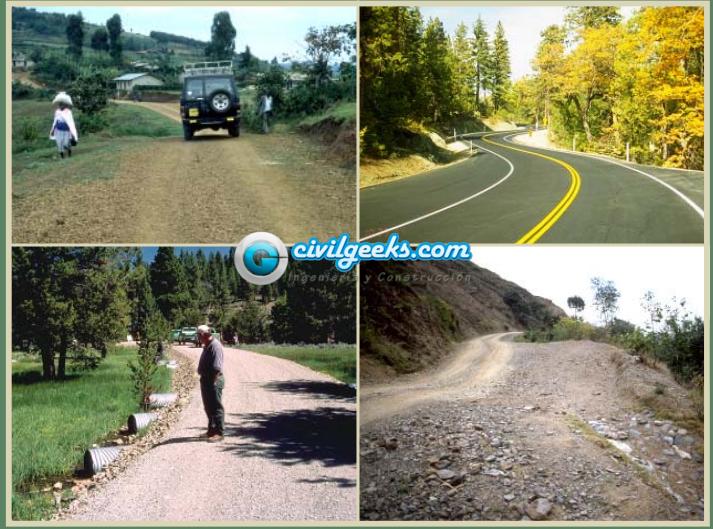 Guía para la Ingeniería de Caminos Rurales