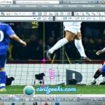 AutoCAD y sus Aplicaciones en el Fútbol [Cristiano Ronaldo saltó casi 3 metros en su gol frente al Manchester United]