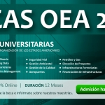 Séptima convocatoria del convenio de Becas OEA-EADIC