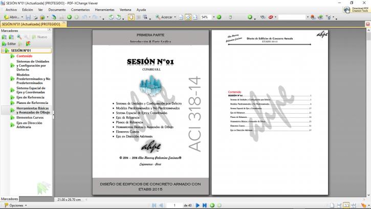 SESIÓN N°01 [ACTUALIZADA] COMPARTIDA - ETABS 2015