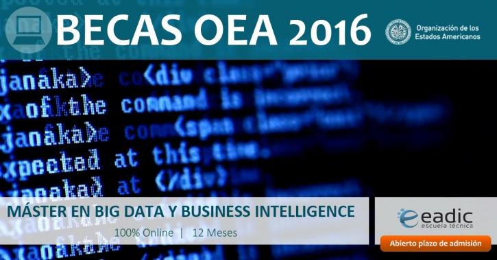 Máster en Big Data y Business Intelligence