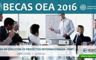 Máster en Dirección de Proyectos Internacionales
