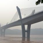 Se construye en China un puente en 43 horas
