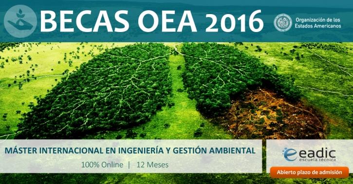 Máster Internacional en Ingeniería y Gestión Ambiental