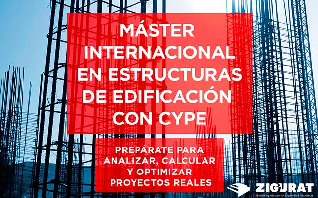 Master Estructuras CYPE