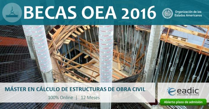 Máster en Cálculo de Estructuras de Obra Civil