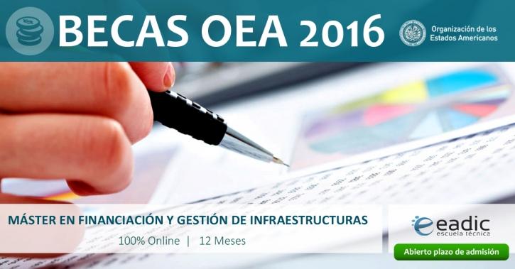 Máster en Financiación y Gestión de Infraestructuras