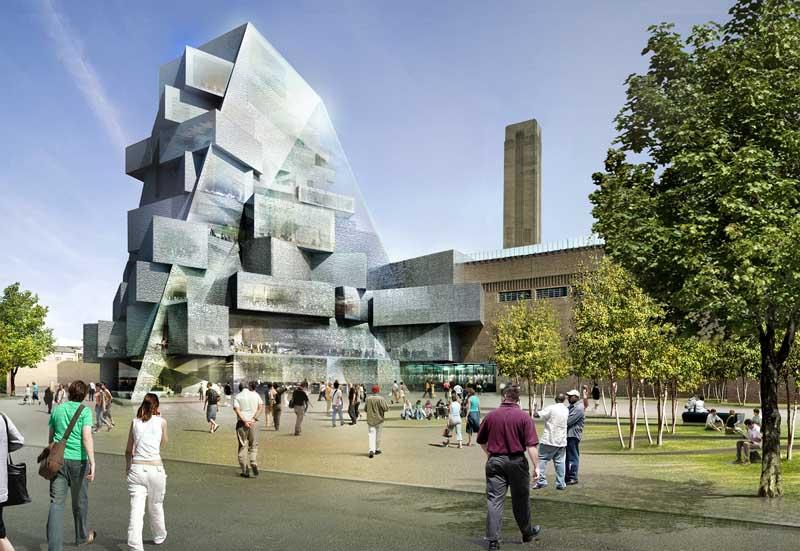 Tate Modern Extension