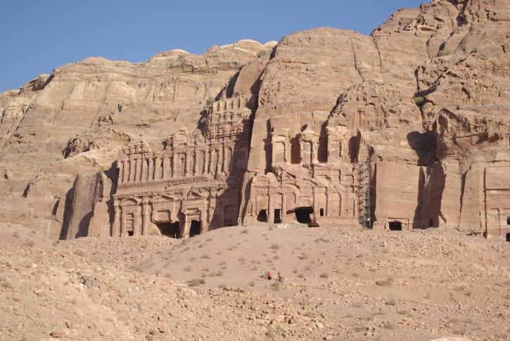Ciudad de Petra 7 construcciones más sorprendentes del mundo