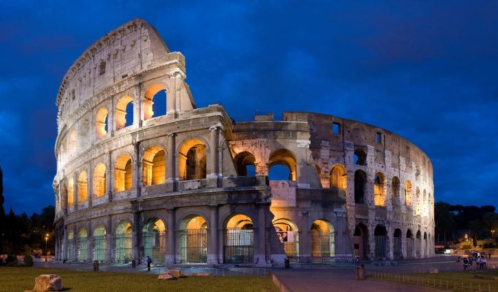 El Coliseo de Roma  7 construcciones más sorprendentes del mundo