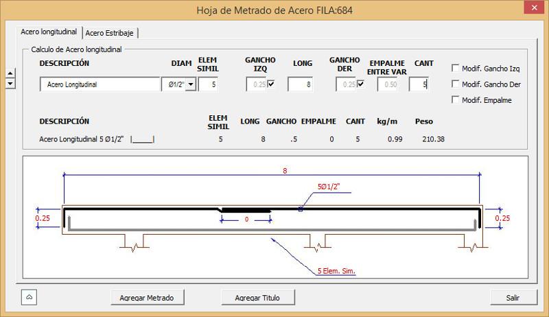 Hoja de Metrados Q V7 + Video Tutotial + Manual en PDF | CivilGeeks.com