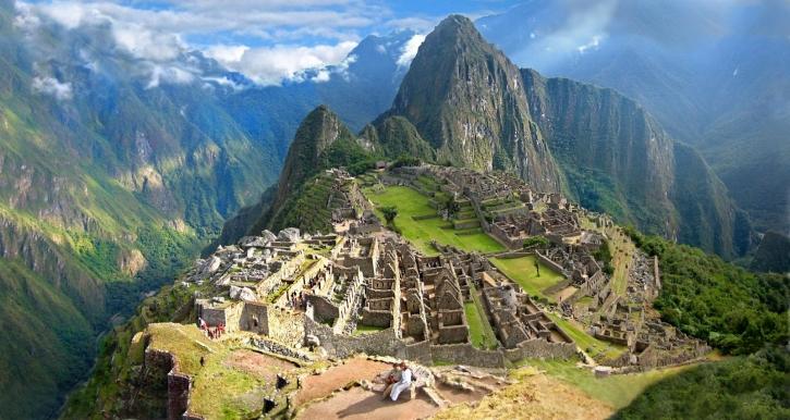 Machu Picchu  7 construcciones más sorprendentes del mundo