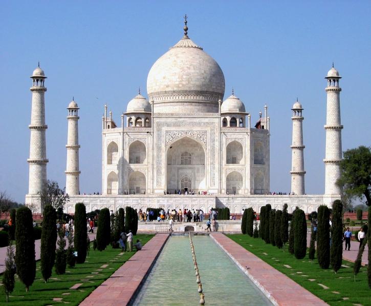 Taj Mahal 7 construcciones más sorprendentes del mundo