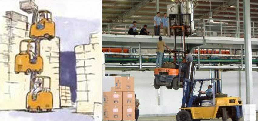 chistes ingenieros maquinaraia