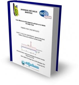 Curso: Métodos doble integración y trabajo virtual [M. en I. David Ortiz] (IPN)