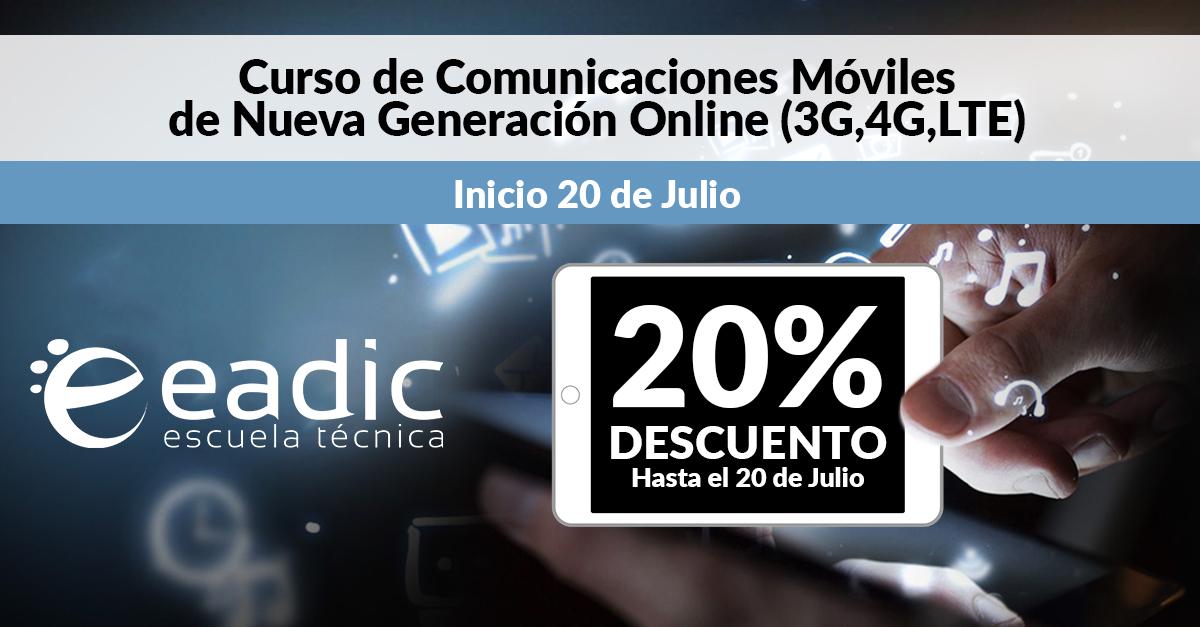 Curso de Comunicaciones Móviles de Nueva Generación