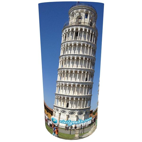 Apuntes sobre la famosa infraestructura Torre de Pisa