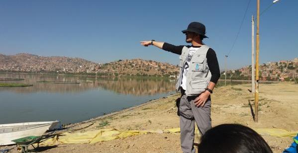 Marino Morikawa, el Peruano que Descontaminó una Laguna