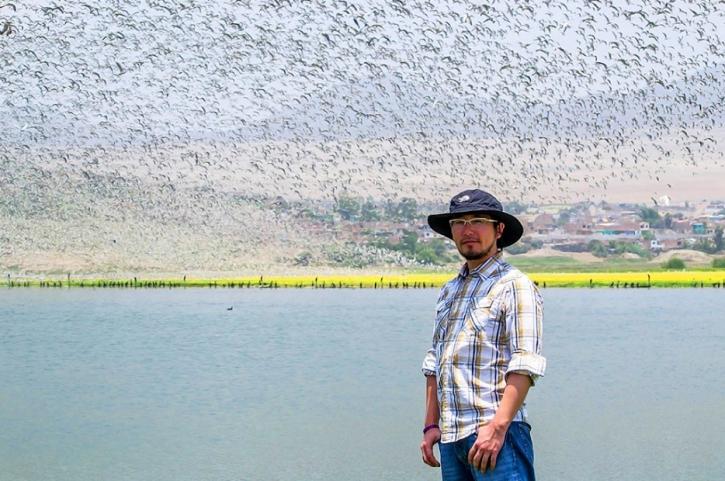 Marino Morikawa, el Peruano que Descontaminó una Laguna 3