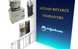Método Rotarex y Colorimetro 0