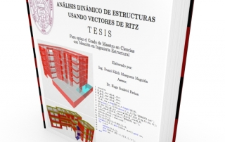 Vectores de ritz etabs