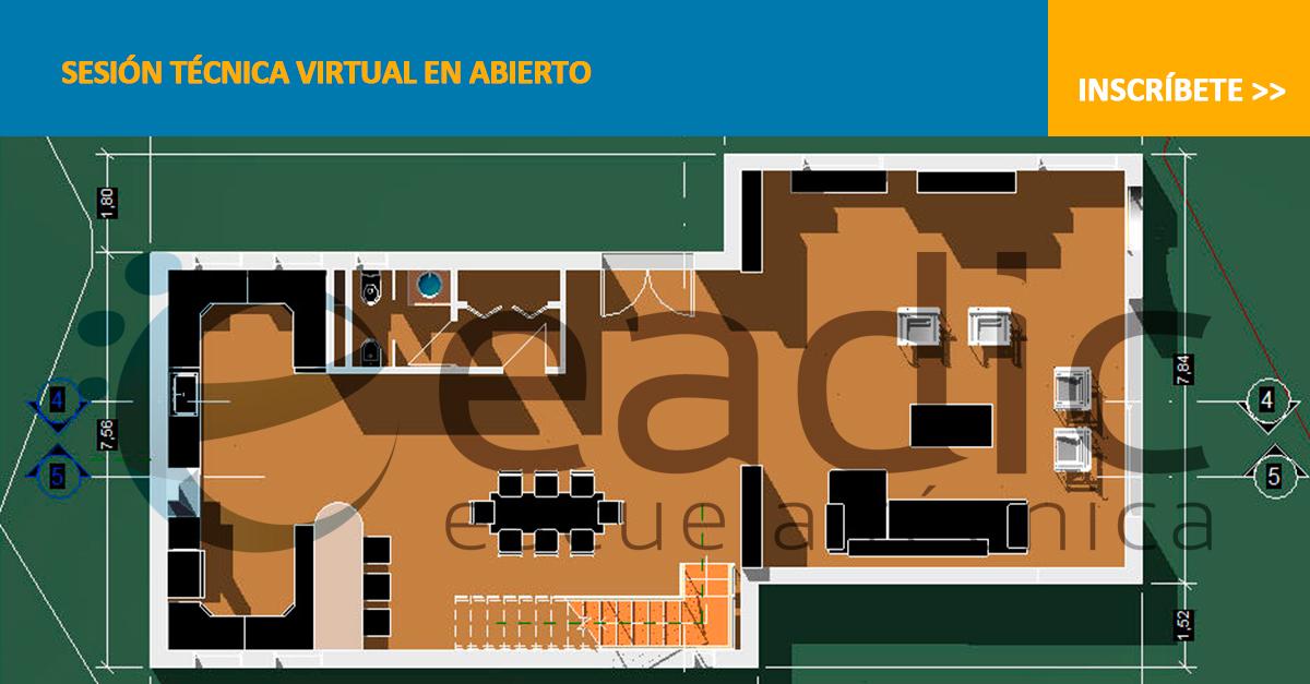 Proyecto de una vivienda unifamiliar con Revit