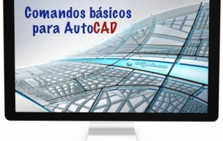 Comandos básicos para AutoCAD