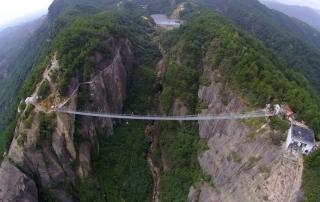 puente de vidrio