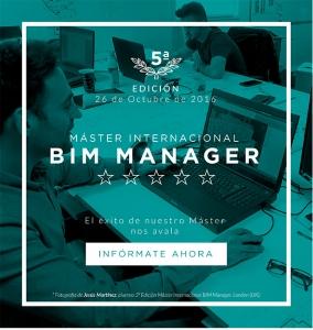 Máster Internacional BIM Manager
