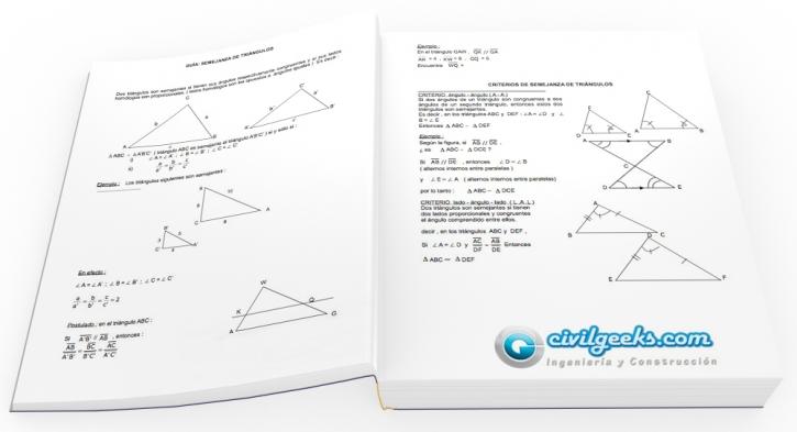 semejanza-de-triangulos