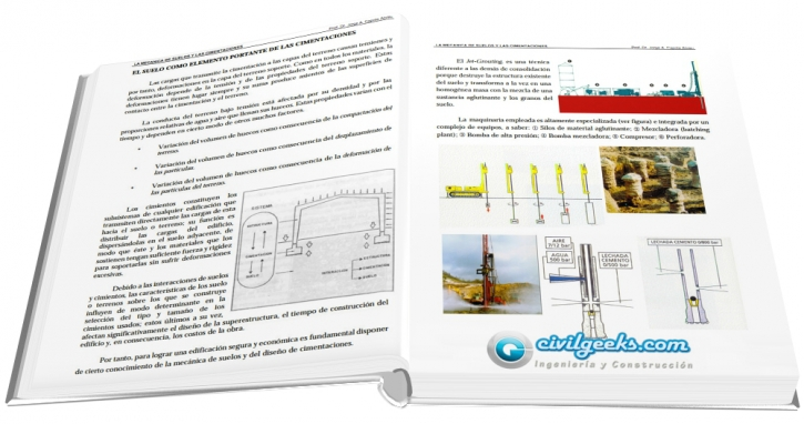 Mecánica de Suelos y Cimentaciones en las Construcciones Industriales