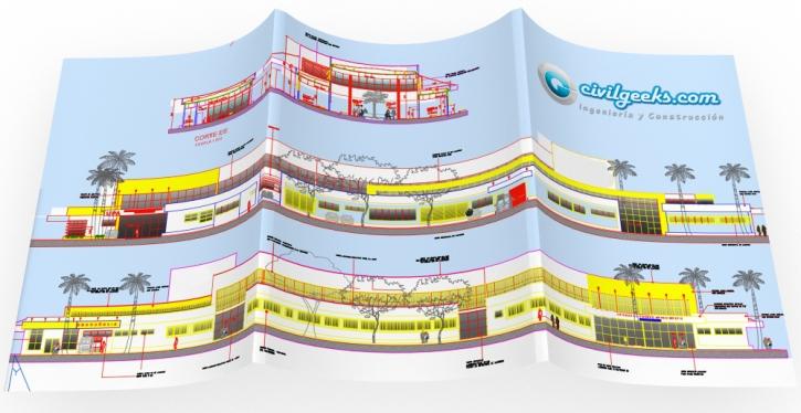 Diseño arquitectónico para la construcción de un Centro de Salud
