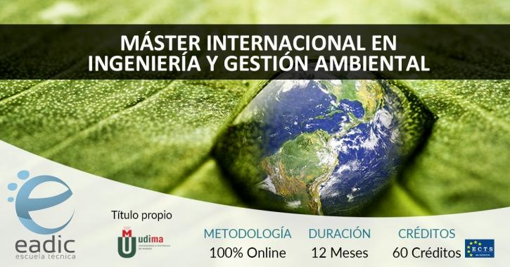 Maestría Internacional en Ingeniería y Gestión Ambiental