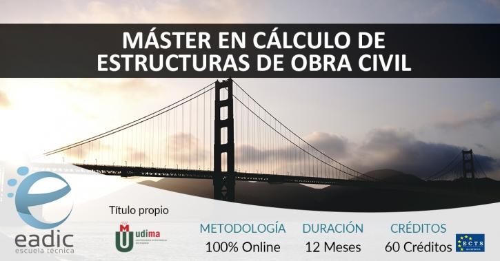 Maestría en Cálculo de Estructuras de Obra Civil