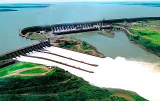 Central Hidroeléctrica de Itaipú