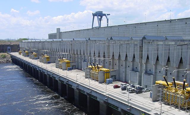 Hidroeléctrica de Macagua- centrales hidroeléctricas