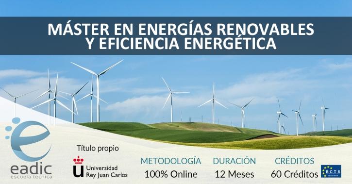 Maestría en Energías Renovables y Eficiencia Energética
