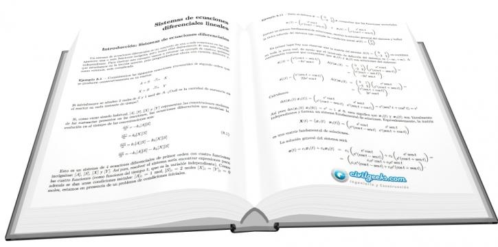 sistemas de ecuaciones diferenciales