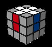 paso1 cubo de Rubik